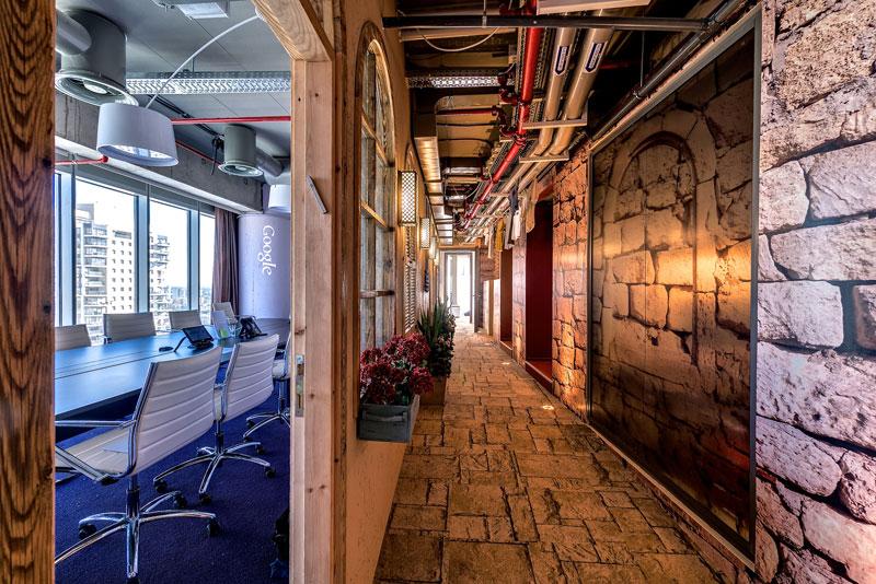 Novos escrit�rios do Google em Tel Aviv 20