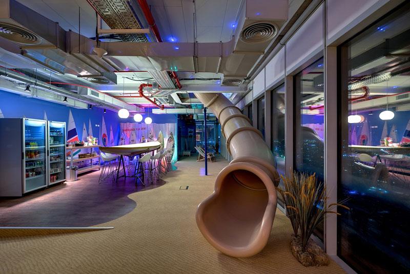 Novos escritórios do Google em Tel Aviv 21