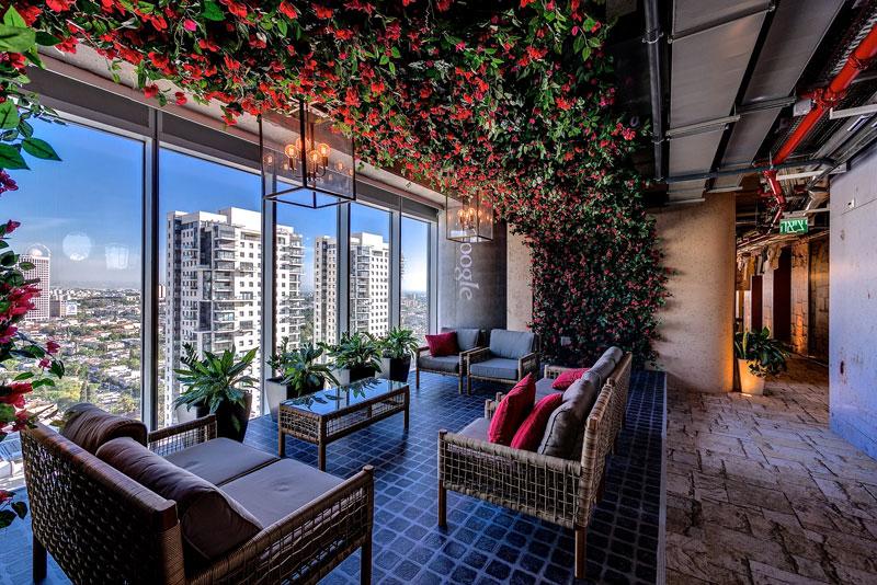 Novos escritórios do Google em Tel Aviv 22