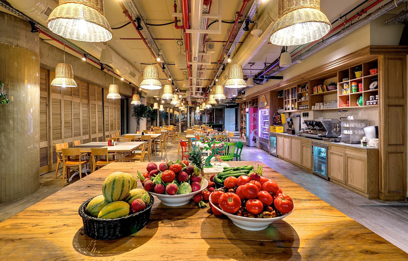 Novos escritórios do Google em Tel Aviv 23