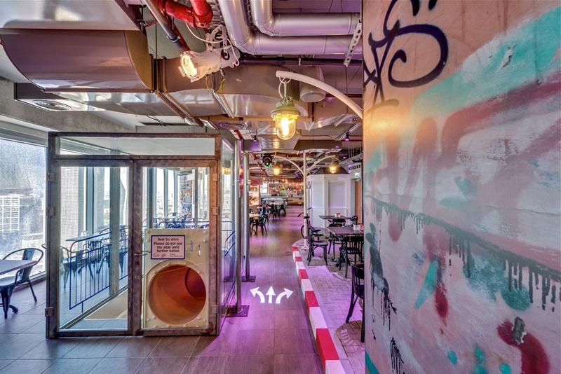 Novos escritórios do Google em Tel Aviv 24