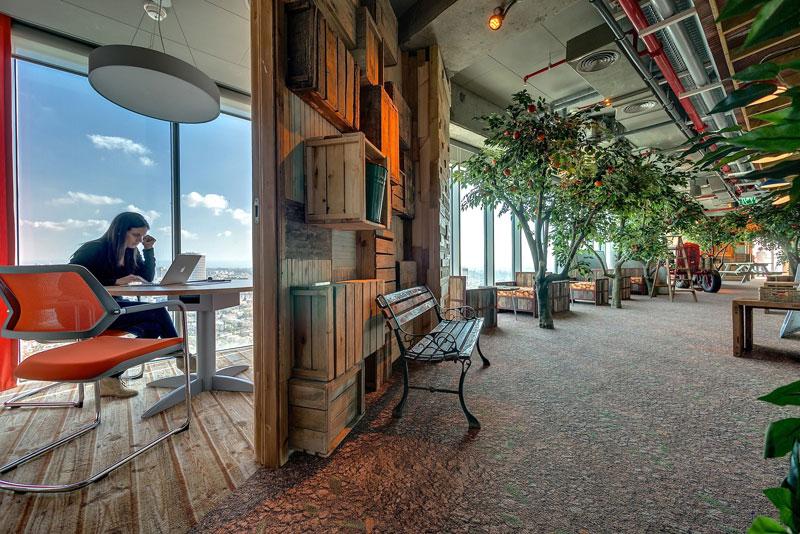 Novos escritórios do Google em Tel Aviv 25