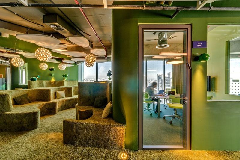 Novos escrit�rios do Google em Tel Aviv 26