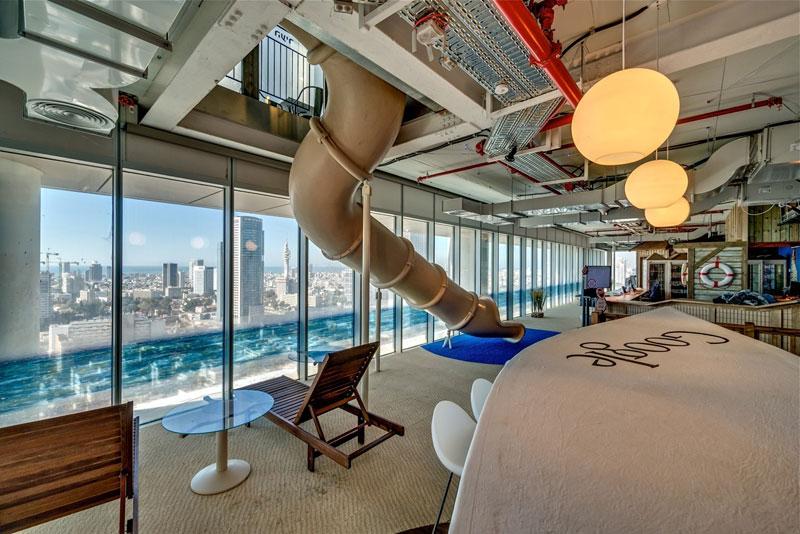 Novos escritórios do Google em Tel Aviv 28