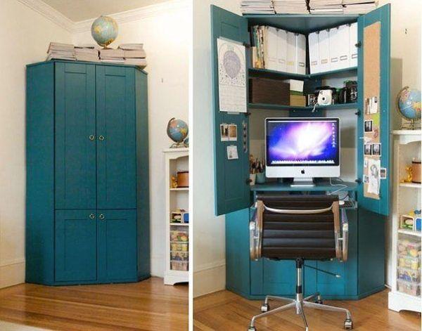 Interessantes ideias de design de interiores 07