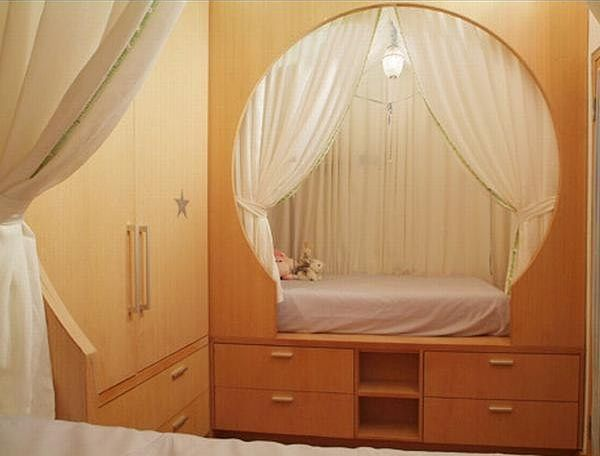 Interessantes ideias de design de interiores 08