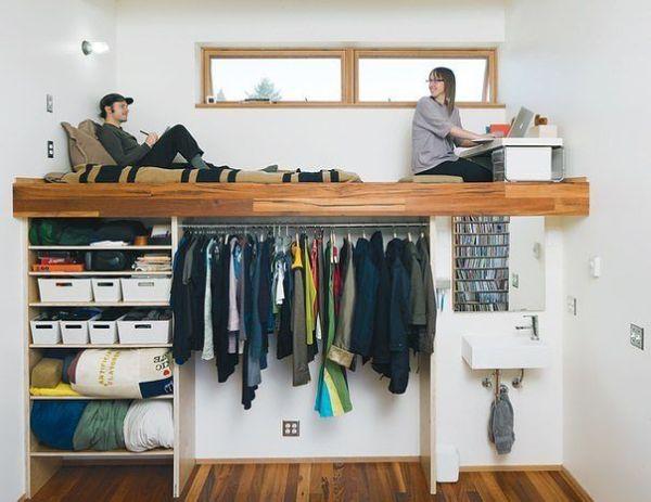 Interessantes ideias de design de interiores 18