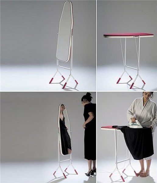 Interessantes ideias de design de interiores 33