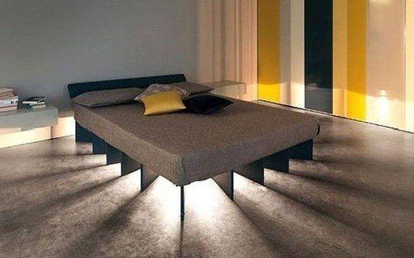 Interessantes ideias de design de interiores 36