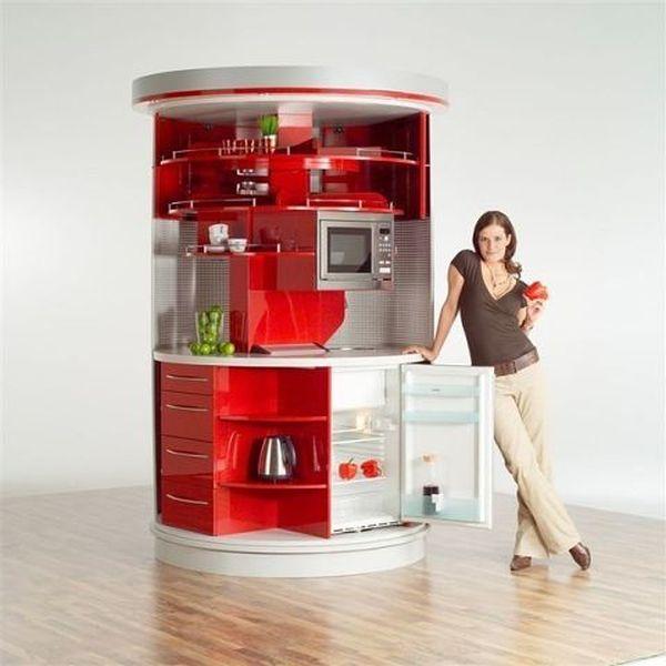 Interessantes ideias de design de interiores 40