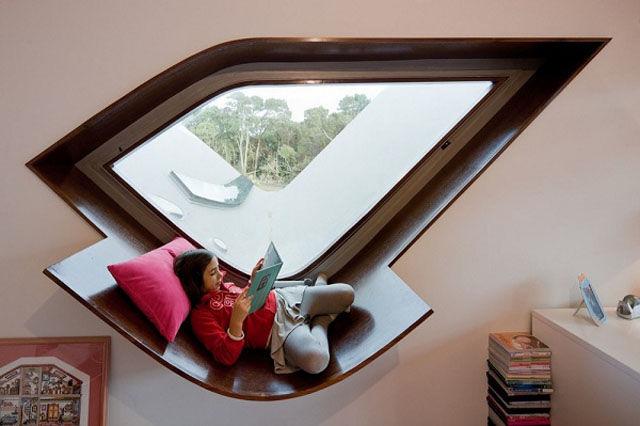 Interessantes ideias de design de interiores 51