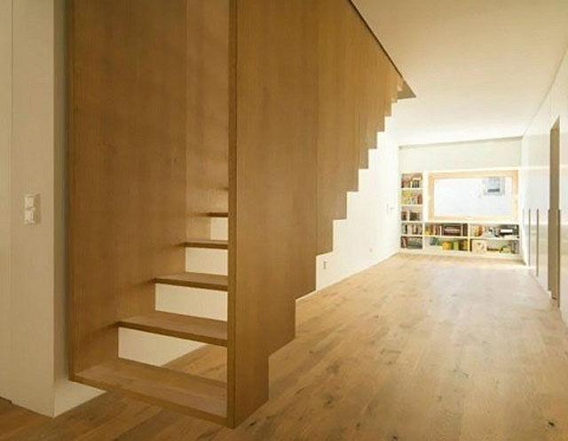 Interessantes ideias de design de interiores 55