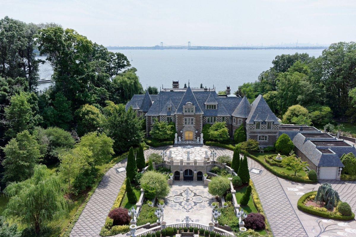 Assim é viver em uma mansão de 100 milhões de dólares a um passo de Manhattan 04
