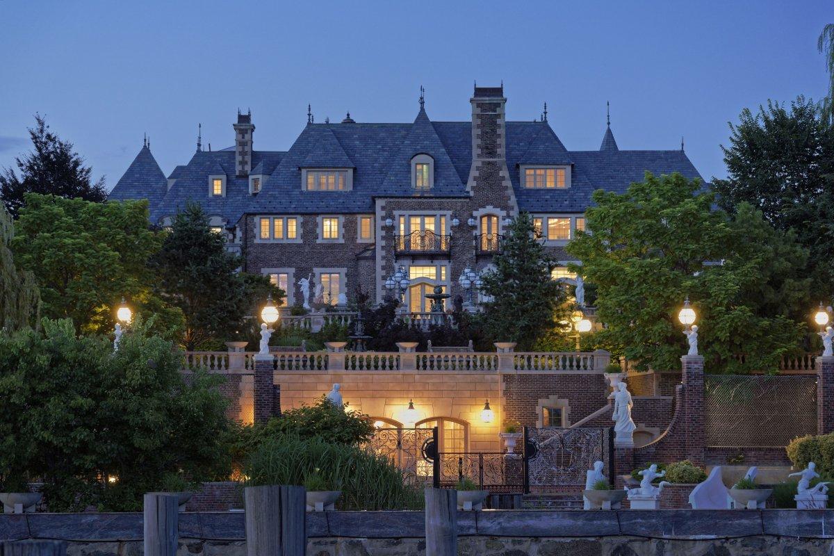 Assim é viver em uma mansão de 100 milhões de dólares a um passo de Manhattan 05