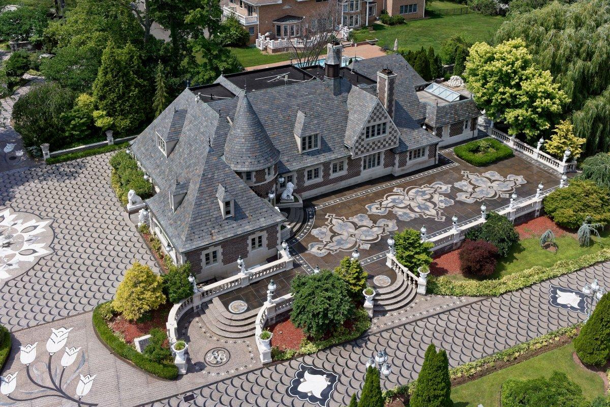 Assim é viver em uma mansão de 100 milhões de dólares a um passo de Manhattan