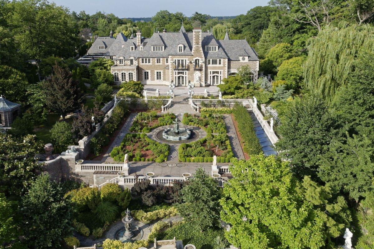 Assim é viver em uma mansão de 100 milhões de dólares a um passo de Manhattan 14