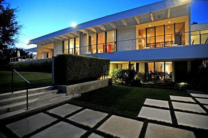 A nova casa de Jennifer Aniston 35