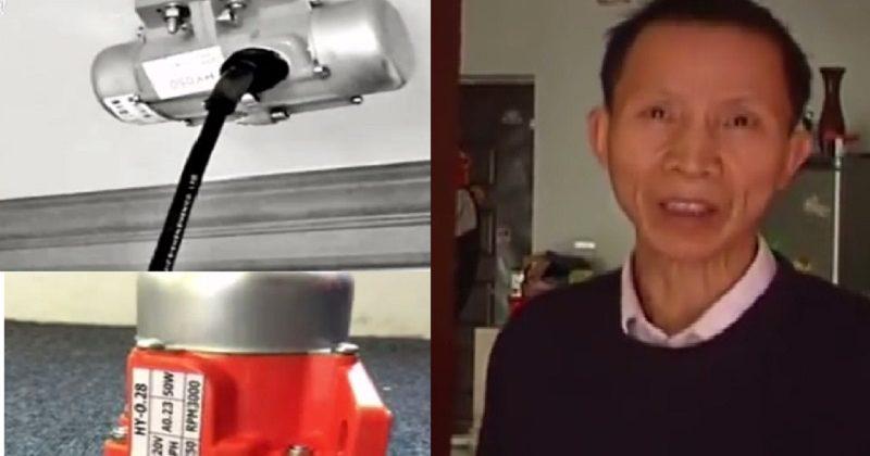 Chinês se vinga de vizinhos ruidosos deixando um dispositivo barulhento ligado durante todo o fim de semana