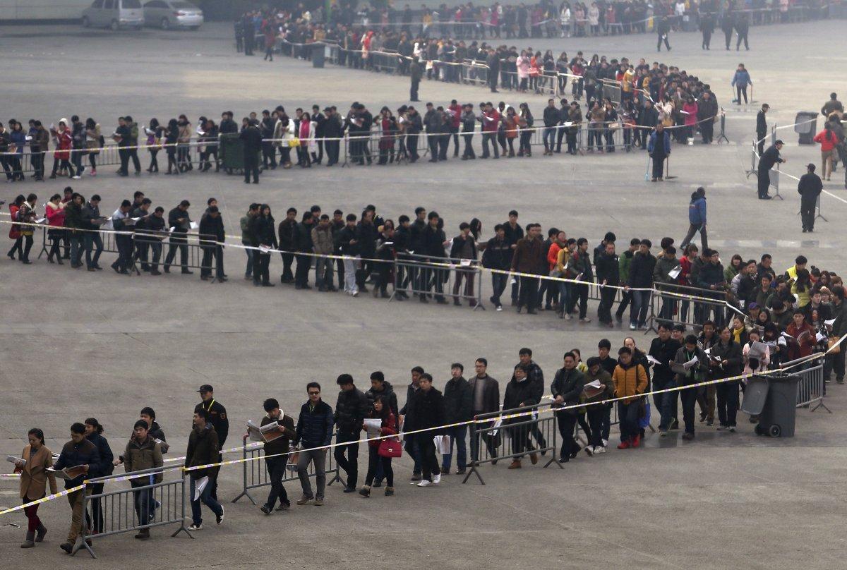 22 fotos que mostram como a China está botando gente pelo ladrão 10