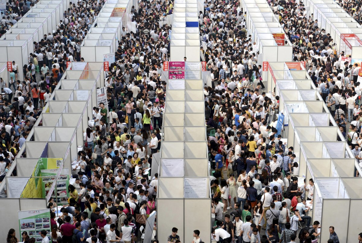 22 fotos que mostram como a China está botando gente pelo ladrão 11