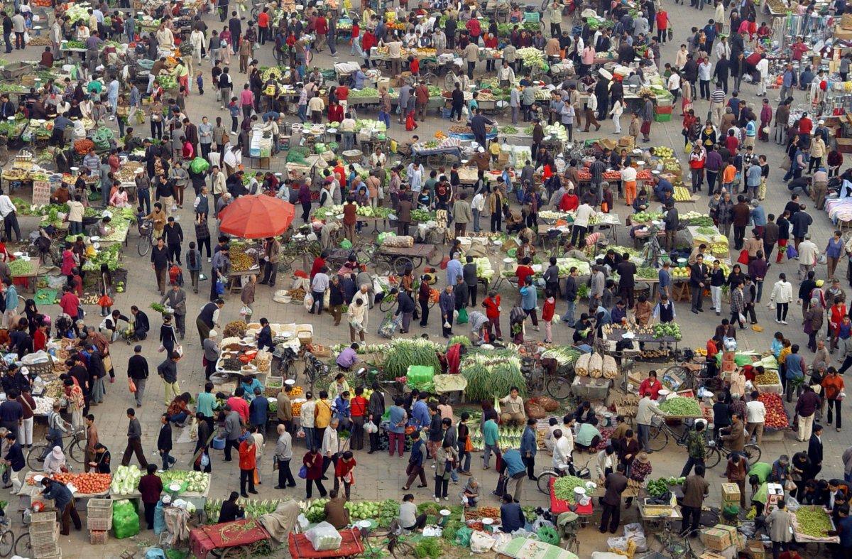 22 fotos que mostram como a China está botando gente pelo ladrão 13
