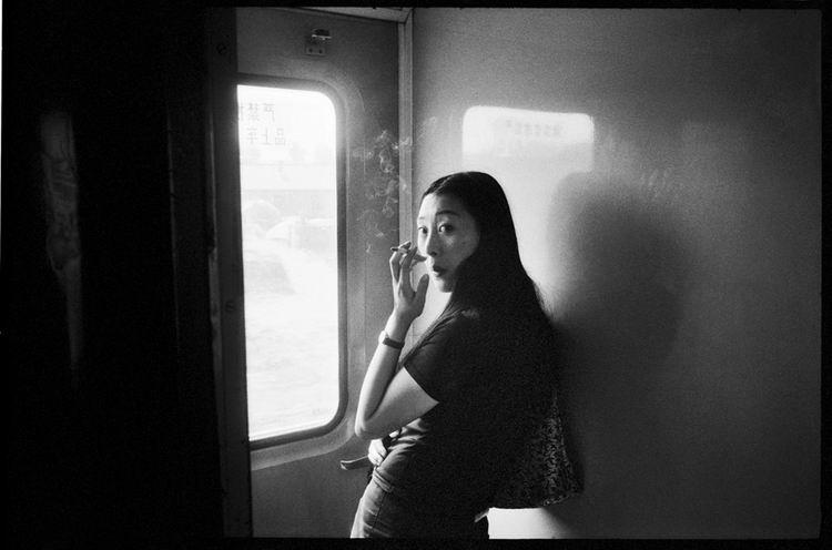 Os chineses no trem  03