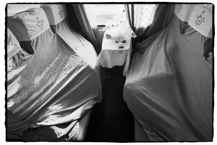 Os chineses no trem  10