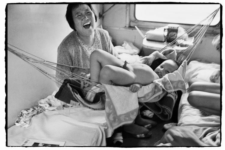 Os chineses no trem  22