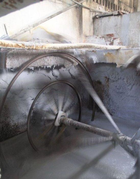 Fábrica de papel higiênico na China 07