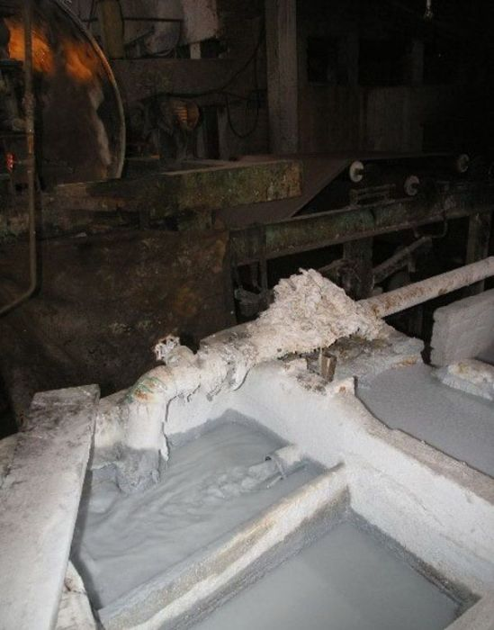 Fábrica de papel higiênico na China 10