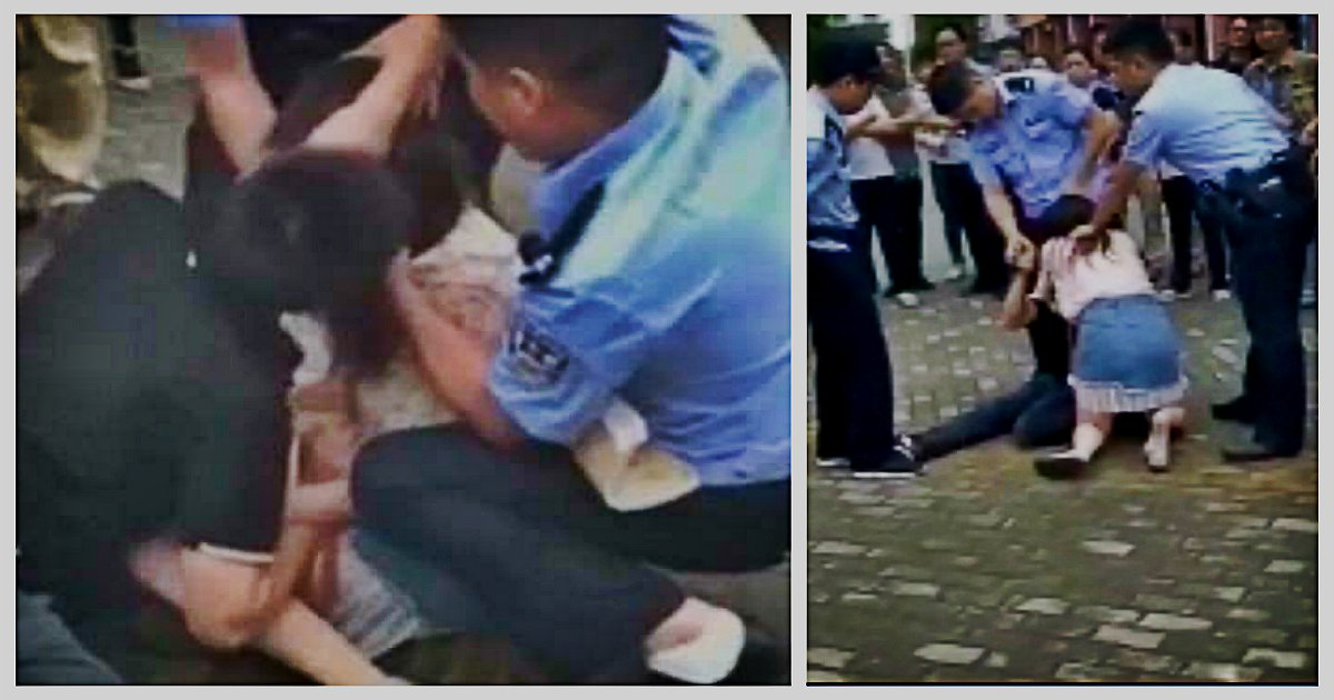 Chinesa pede um beijo de adeus no fim do namoro e atarraca os dentes na língua do ex