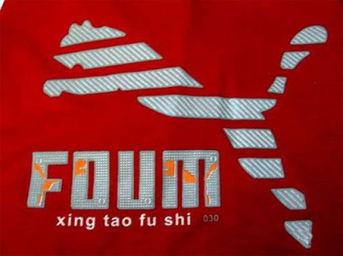 Compilação de marcas Xing Ling 50