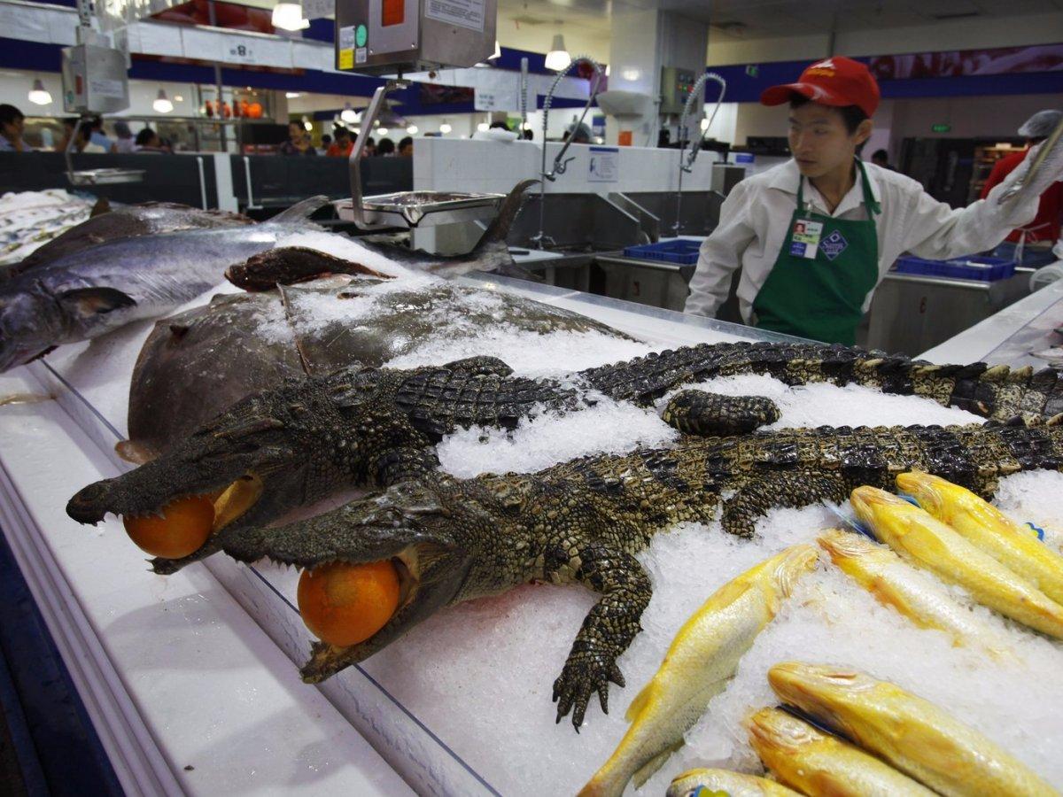 Walmart transformou-se na China e, para um ocidental, é díficil crer em seus produtos 10