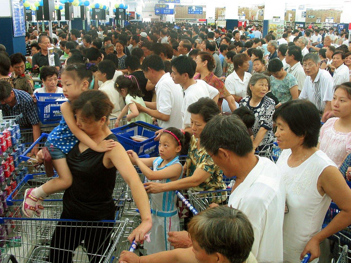 Walmart transformou-se na China e, para um ocidental, é díficil crer em seus produtos 11