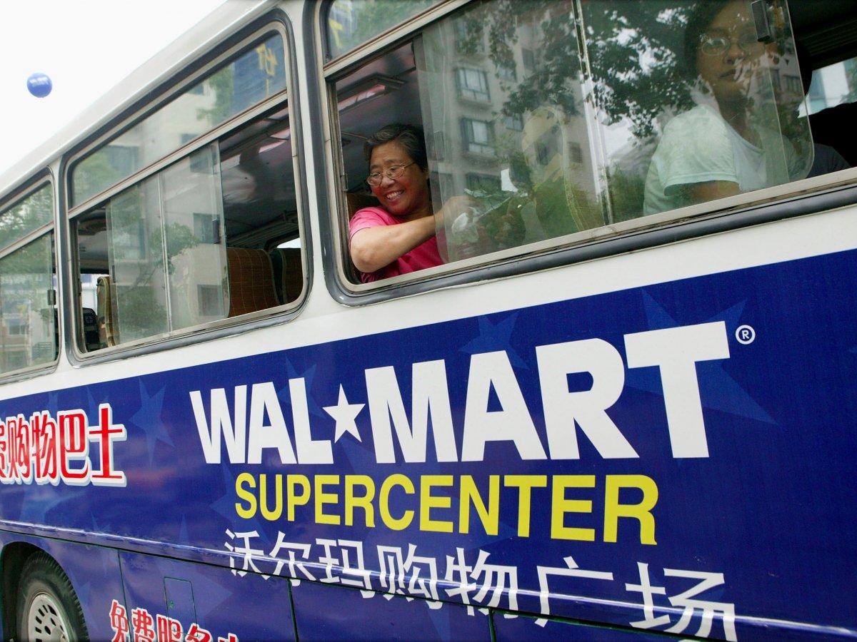 Walmart transformou-se na China e, para um ocidental, é díficil crer em seus produtos 12