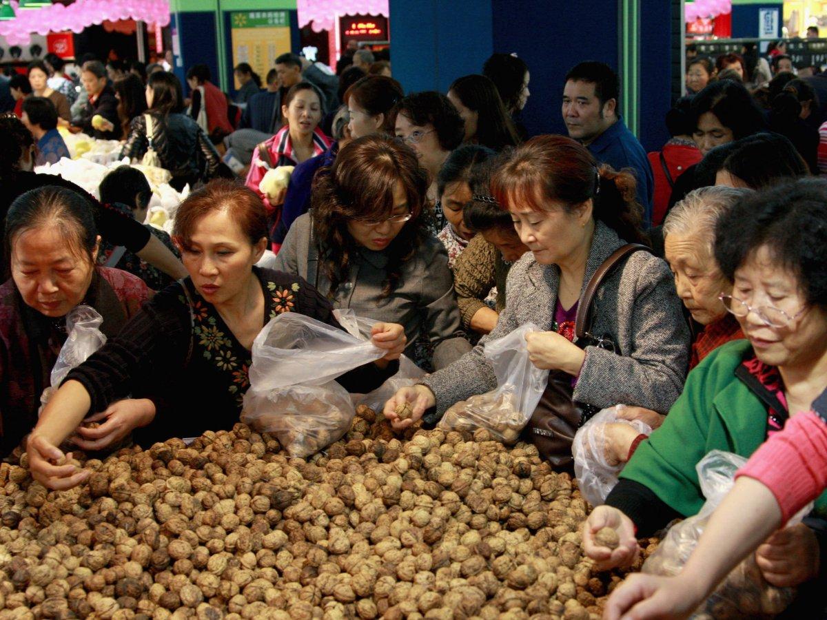 Walmart transformou-se na China e, para um ocidental, é díficil crer em seus produtos 13