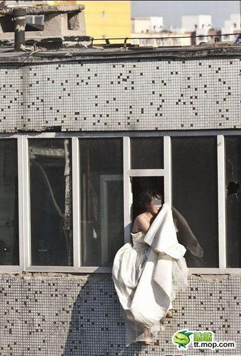 Noiva tenta suicidar-se depois de ser abandonada na porta da igreja 03