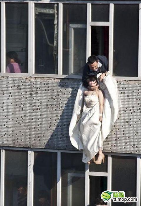 Noiva tenta suicidar-se depois de ser abandonada na porta da igreja 04