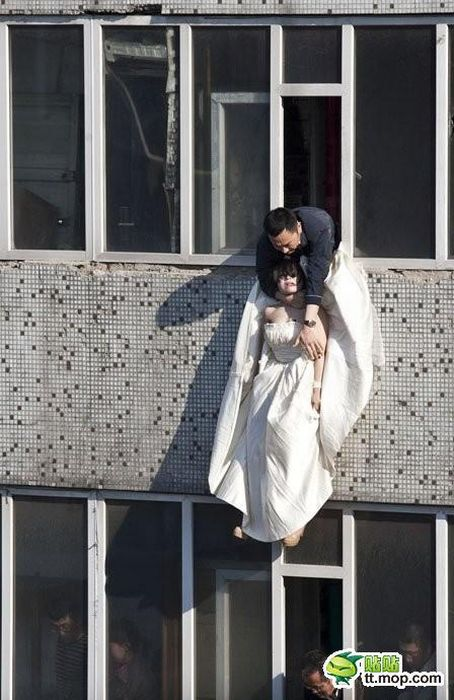 Noiva tenta suicidar-se depois de ser abandonada na porta da igreja 06