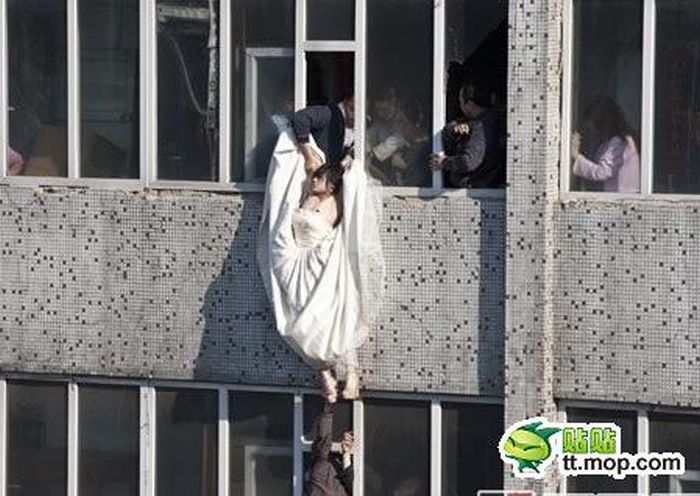 Noiva tenta suicidar-se depois de ser abandonada na porta da igreja 10