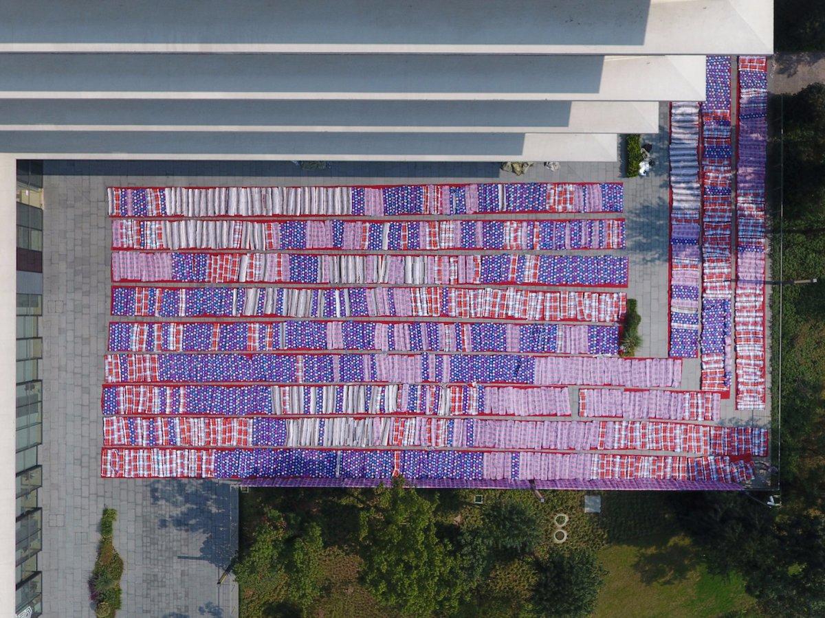 Fotografias aéreas deslumbrantes mostram o quão enorme é a China 09