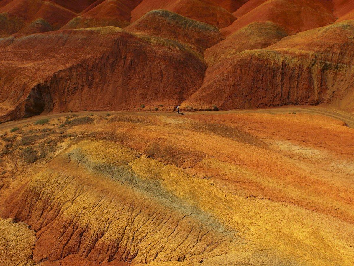 Fotografias aéreas deslumbrantes mostram o quão enorme é a China 16