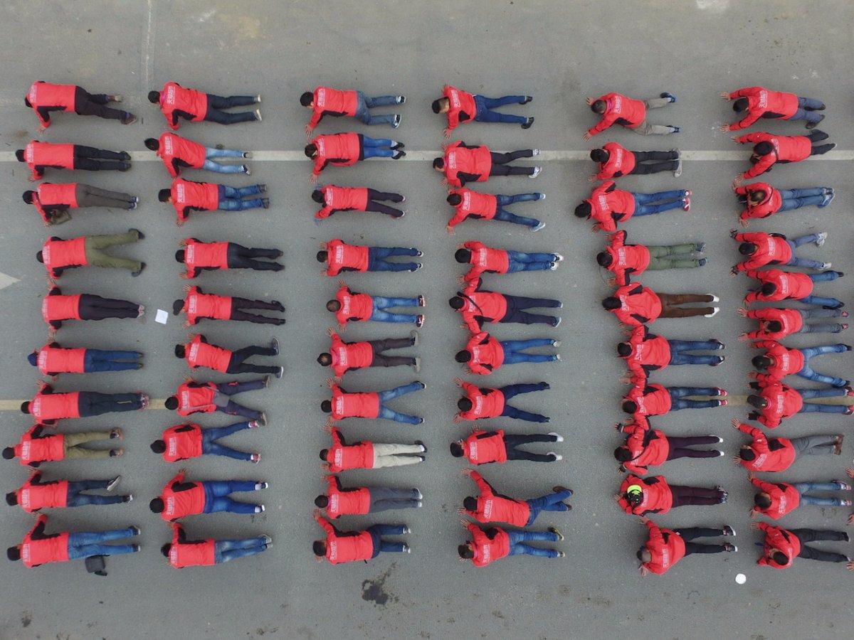 Fotografias aéreas deslumbrantes mostram o quão enorme é a China 19