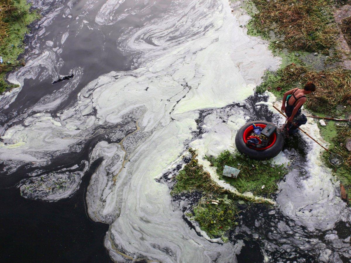 Fotografias aéreas deslumbrantes mostram o quão enorme é a China 22