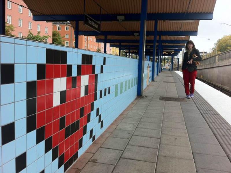 Metrô de Estocolmo: a galeria de arte mais longa do mundo 24