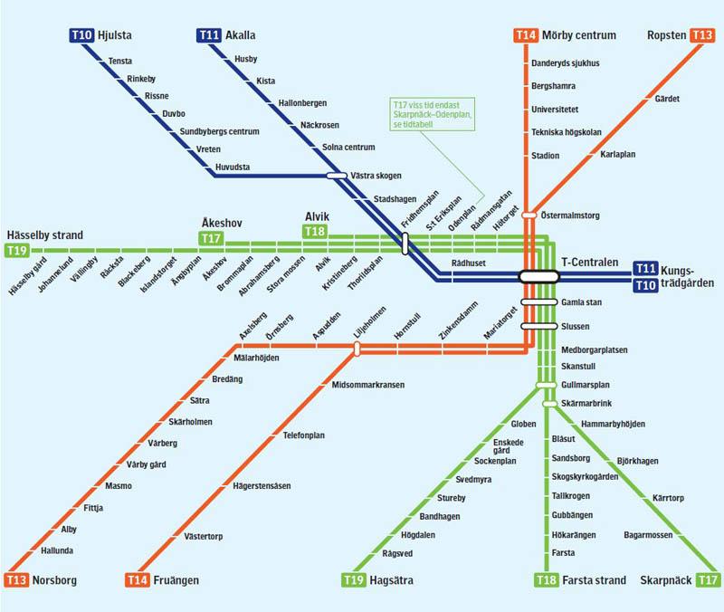 Metrô de Estocolmo: a galeria de arte mais longa do mundo 34