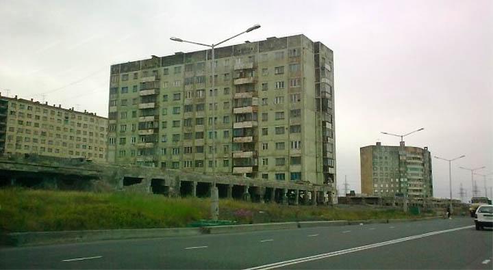 A pior cidade do mundo para se viver