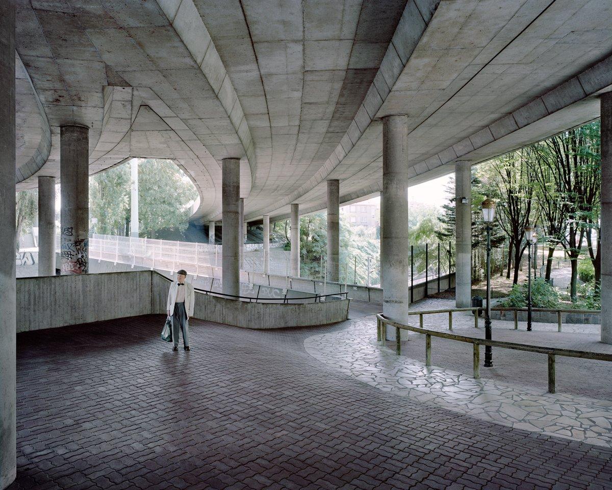 Conjuntos habitacionais esquecidos de Paris documentados por Laurent Kronental 08