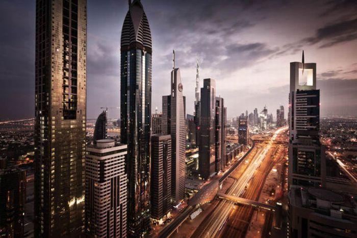 Os mais belos skylines espalhados pelo mundo