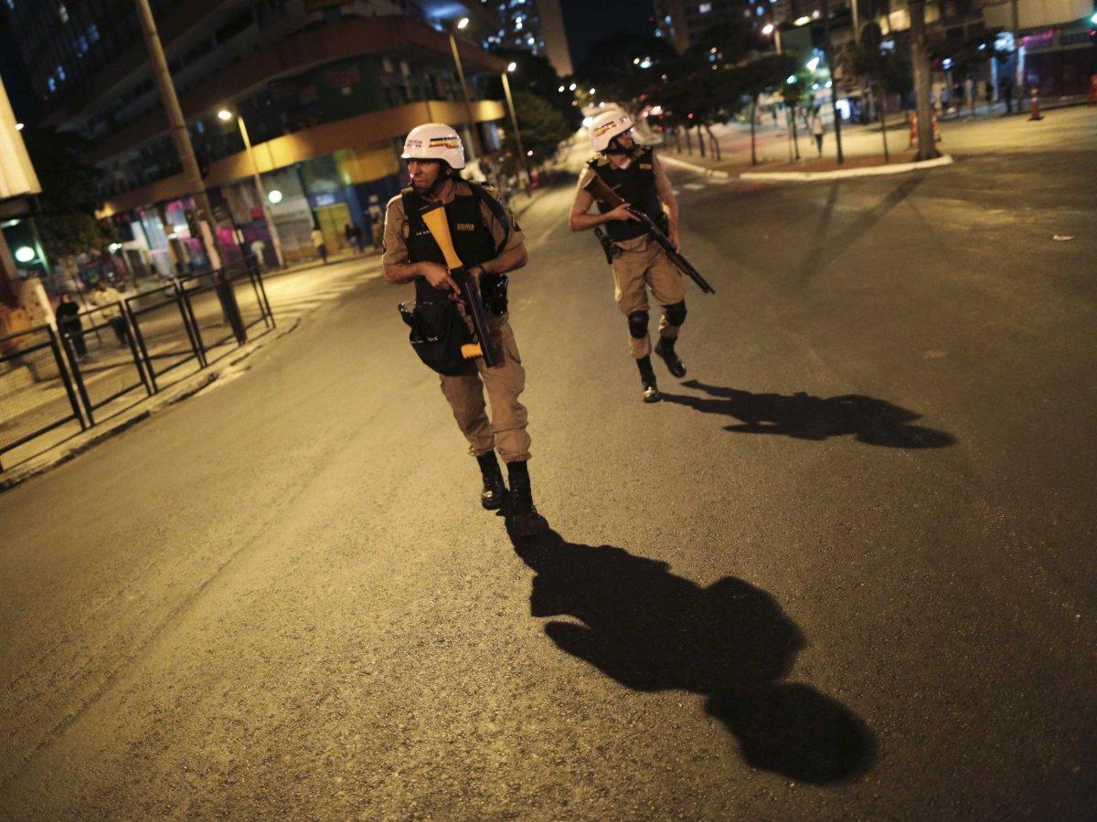Ranking das 50 cidades mais violentas do mundo em 2014 07